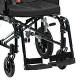 Drive - SD2 Super Deluxe Aluminium Wheelchair (Transit), Breeze Mobility