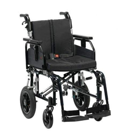 Drive - SD2 Super Deluxe Aluminium Wheelchair (Transit)