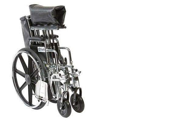 Drive - Sentra EC Bariatric 'Heavy Duty' Wheelchair (318kg) by Drive