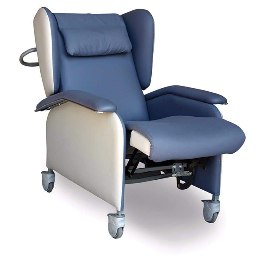 Care Quip - Shoalhaven Chair-Bed, Breeze Mobility