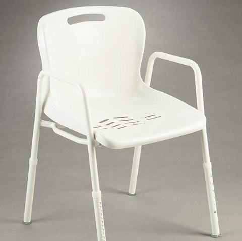 Care Quip - Shower Chair B1002, Breeze Mobility