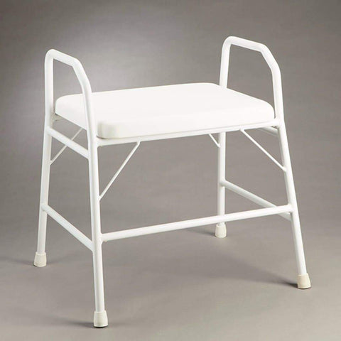 Care Quip - Shower Stool - Extra Wide, Breeze Mobility