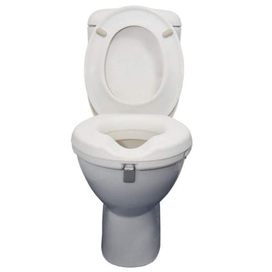 Raised Toilet Seat 5cm SMBF1200B by SAFETY & MOB