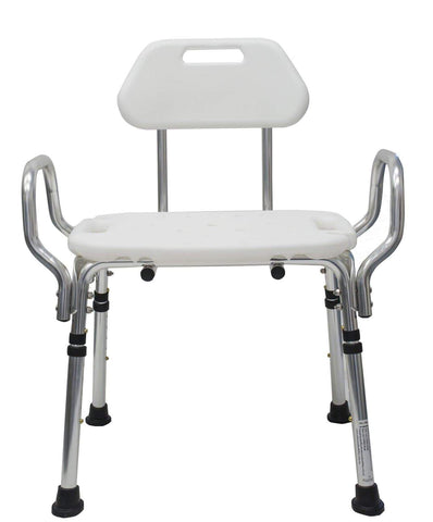 Heavy Duty Shower Chair/Stool-SAFETY & MOB-Breeze Mobility