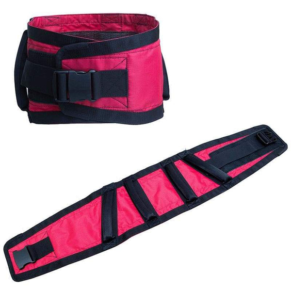 Walking Belt Unpadded with Velcro & Nylon Buckle-SAFETY & MOB-Breeze Mobility