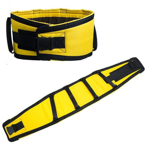 Walking Belt Padded with Velcro & Nylon Buckle-SAFETY & MOB-Breeze Mobility