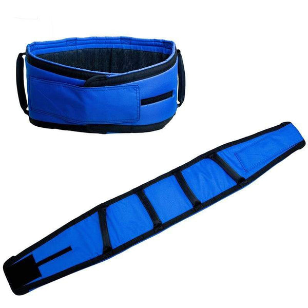 Walking Belt Padded with Velcro Close-SAFETY & MOB-Breeze Mobility