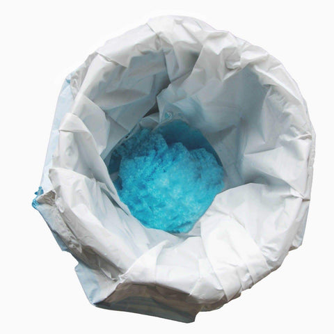 Absorber Bag - Disposable Commode Liner, Breeze Mobility