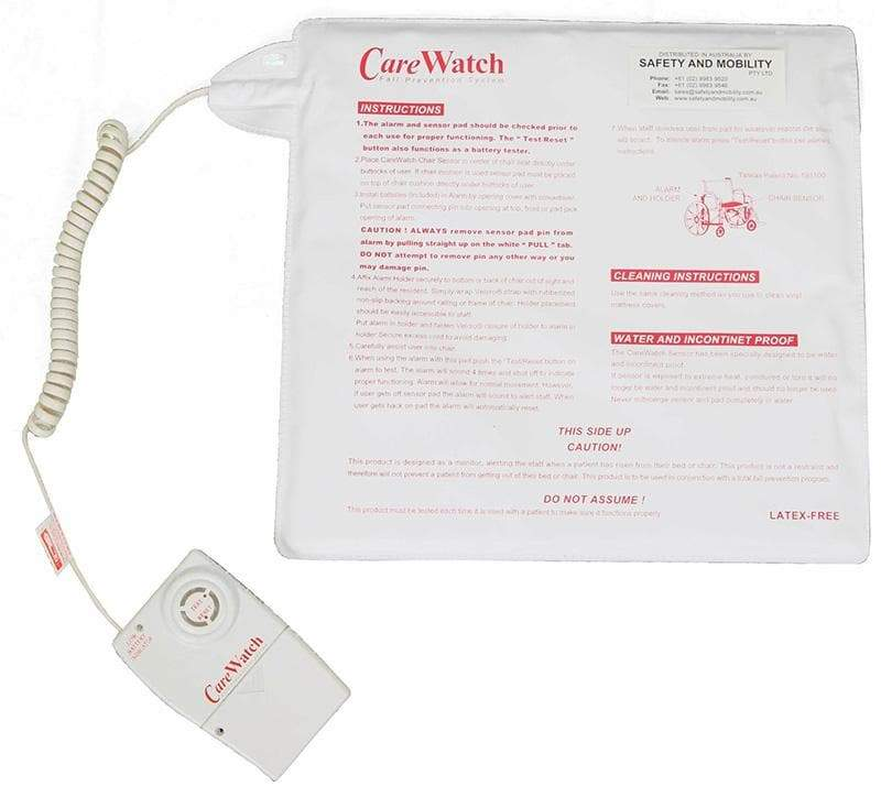 CareWatch Chair Alarm and Sensor Pad SMCWC1 by SAFETY & MOB