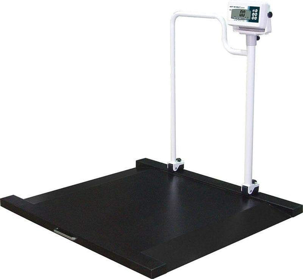 Digital Wheelchair Scales, Breeze Mobility