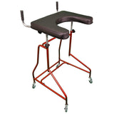 Forearm Walker with Padded Chest Rest-SAFETY & MOB-Breeze Mobility