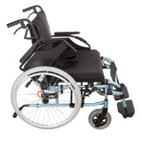51cm Seat Bariatric Wheelchair - SWL 150kg, Breeze Mobility