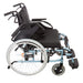 56cm Seat Bariatric Wheelchair - SWL 190kg SMW356 by SAFETY & MOB