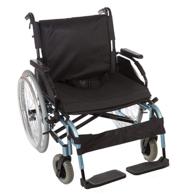 51cm Seat Bariatric Wheelchair - SWL 150kg SMW351 by SAFETY & MOB