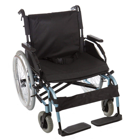 56cm Seat Bariatric Wheelchair - SWL 190kg, Breeze Mobility