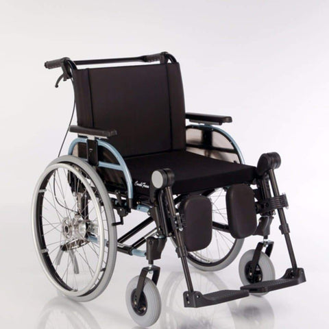 Care Quip - Start XXL Wheelchair 816, Breeze Mobility