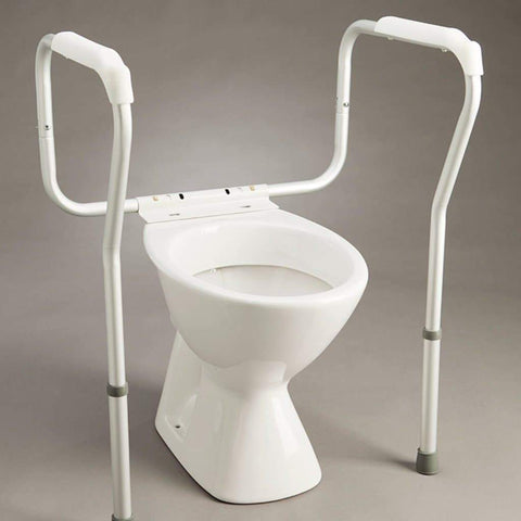 Care Quip - Toilet Safety Arms B1013, Breeze Mobility