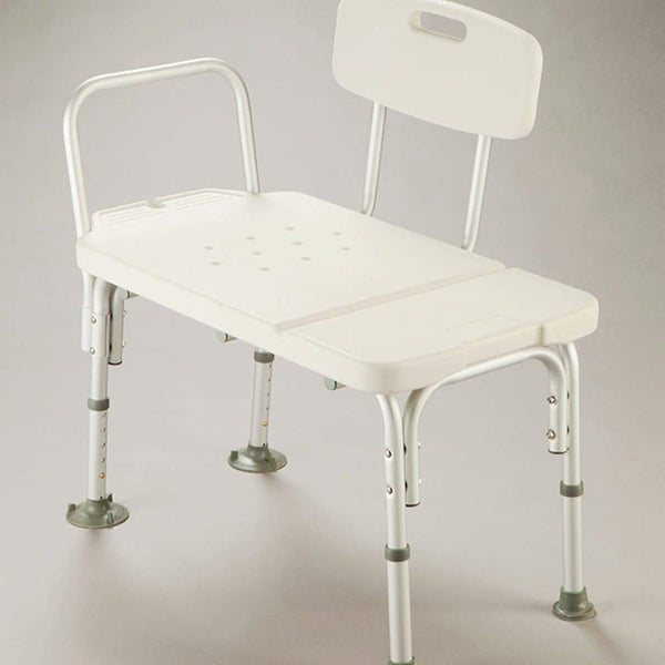 Care Quip - Transfer Bench - Heavy Duty B5928, Breeze Mobility