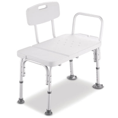 Transfer bench heavy duty care quip