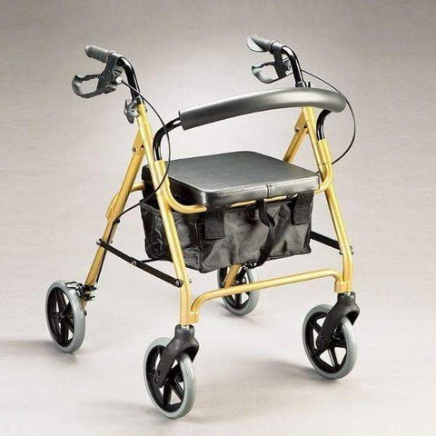 Care Quip - Trekker Walker / Rollator 2737, Breeze Mobility