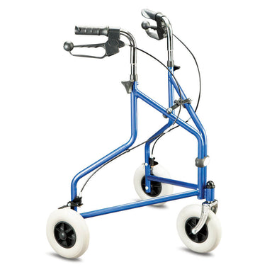 tri wheel walker care quip