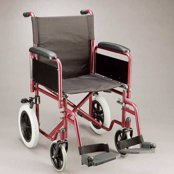 Care Quip - Triton Transit Wheelchair 106, Breeze Mobility