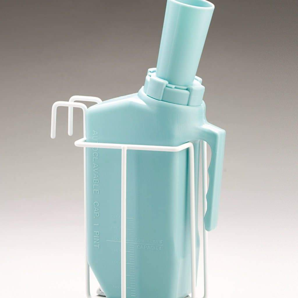Care Quip - Urinal Bottle Holder CF0070 by Care Quip