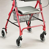 Care Quip - Voyager Walker / Rollator 2817, Breeze Mobility