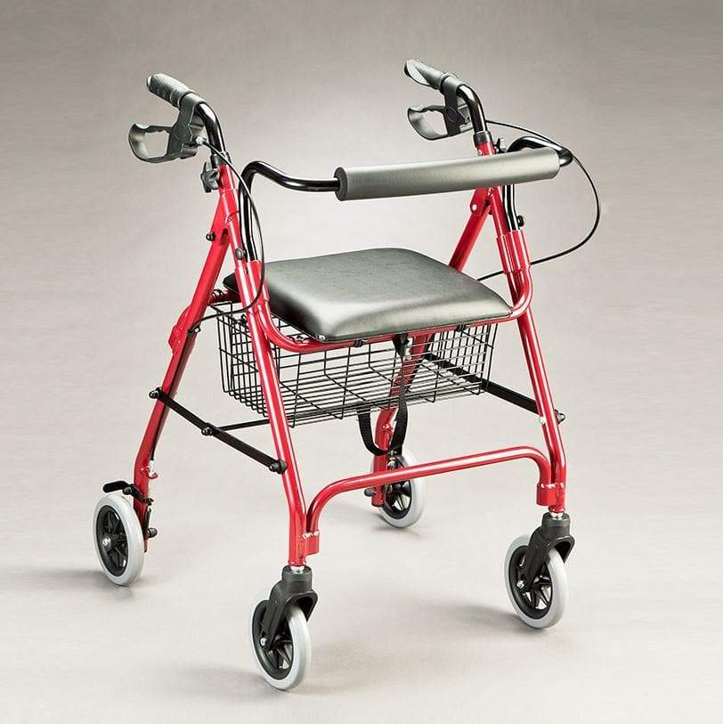 Care Quip - Voyager Walker / Rollator by Care Quip