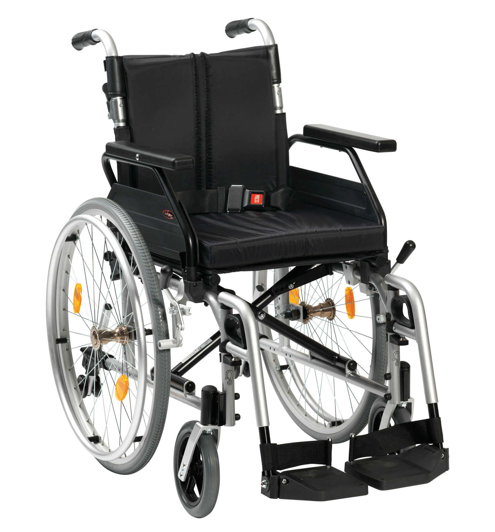 Drive - XS2 Aluminium Wheelchair (Self Propelled) by Drive