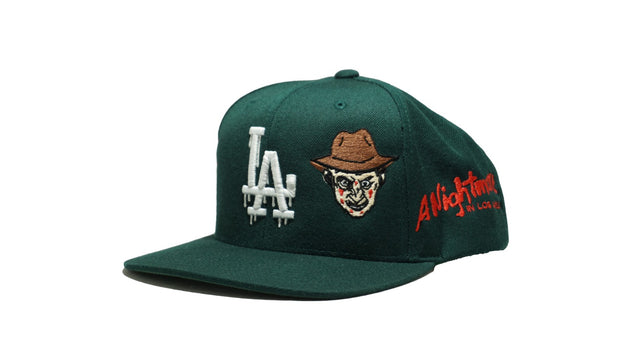FREDDY | SNAPBACK | FOREST GREEN