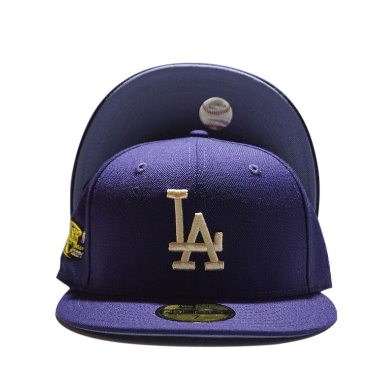 LAKER PURPLE FITTED