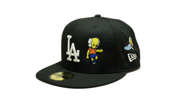 KIMPSONS | FITTED | BLACK