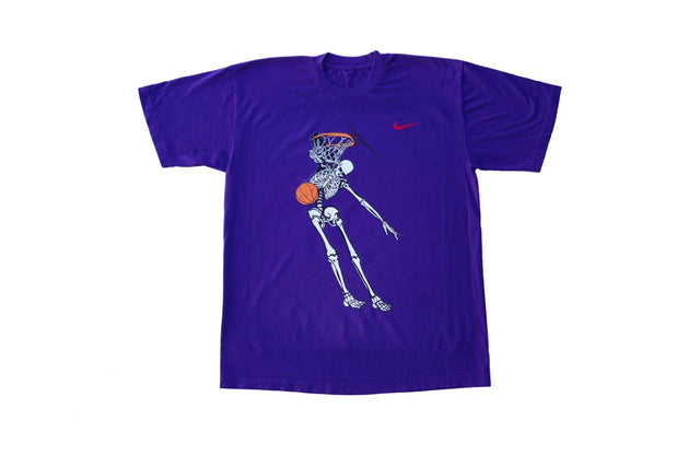VC DUNK SHIRT [PURPLE]