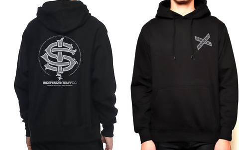 Independent Surf Co TEAM Hoodie