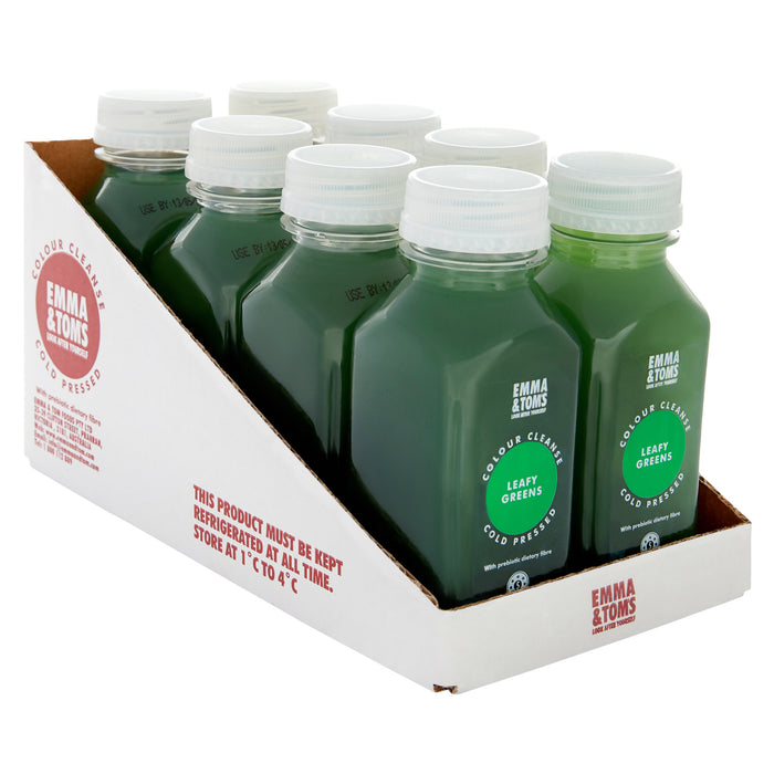 Leafy Greens (Case of 8)