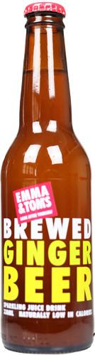 Ginger Beer - Emma and Tom's