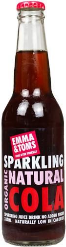 Sparkling Natural Cola - Emma and Tom's