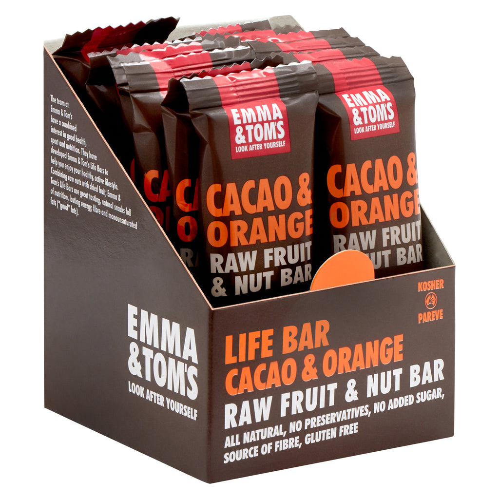 Cacao & Orange Life Bar