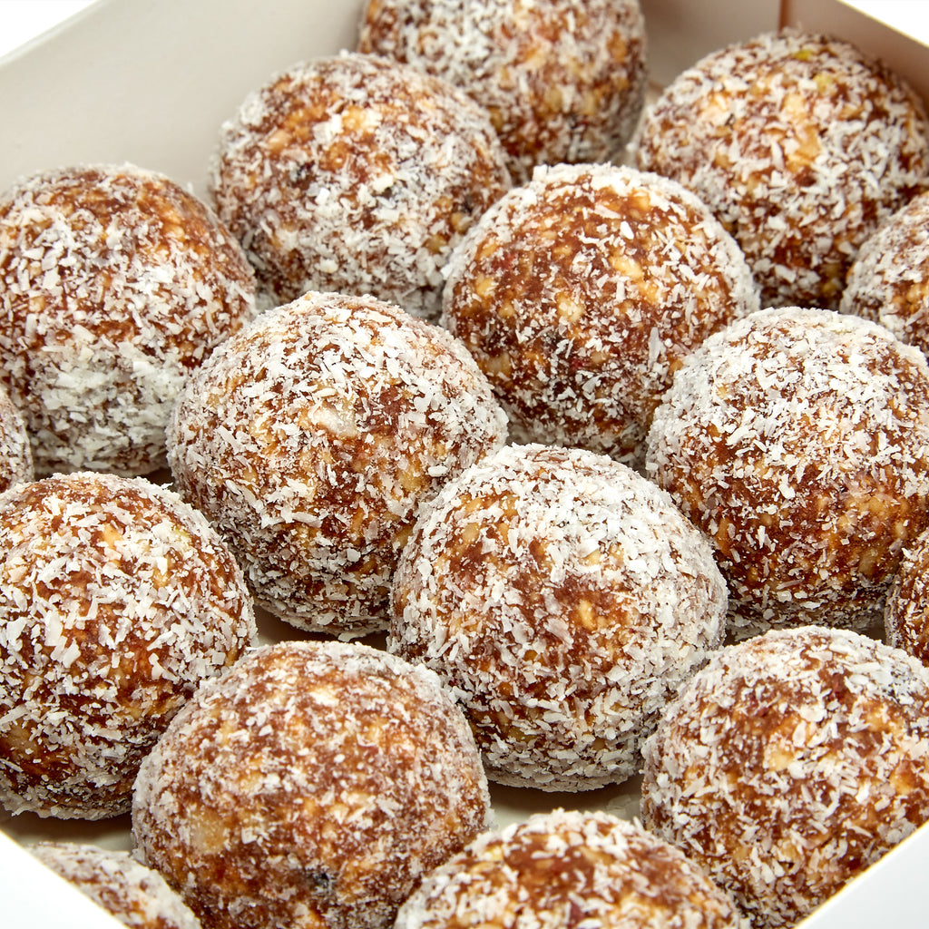 Peanut Butter Superfood Balls