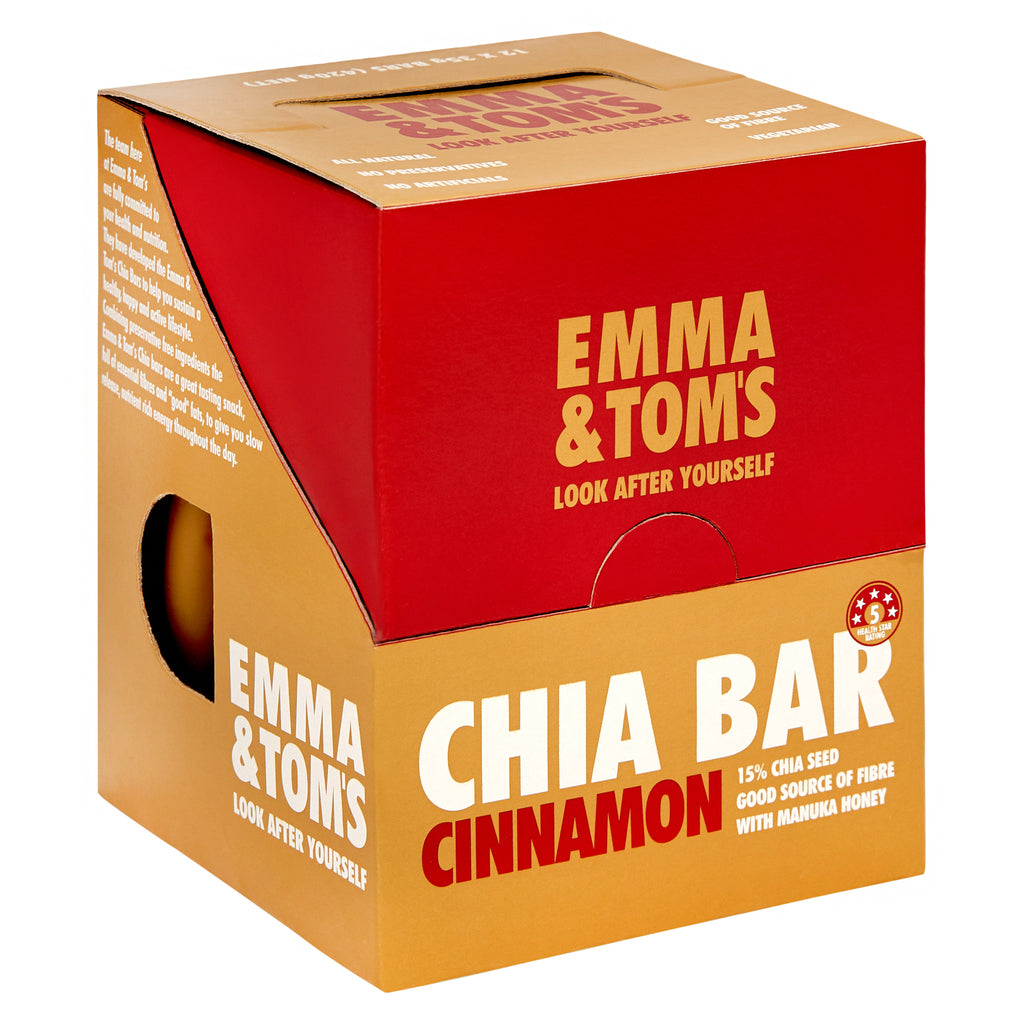 Chia Bar Cinnamon