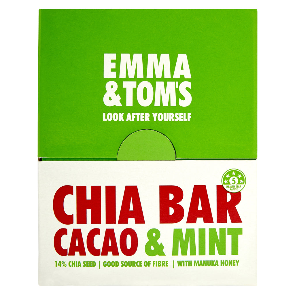 Mint & Cacao Bar