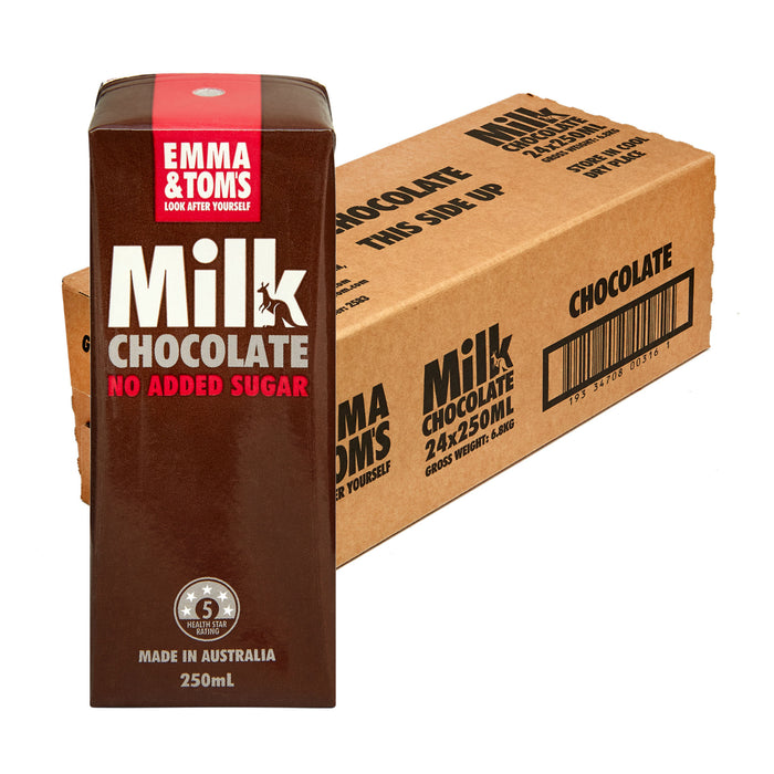 TetraPak 24 x 250ml Chocolate Milk
