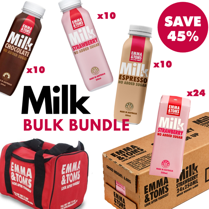 Milk Bulk Bundle