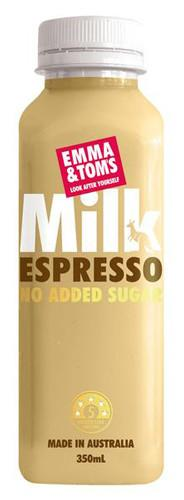 Espresso Milk - Emma and Tom's