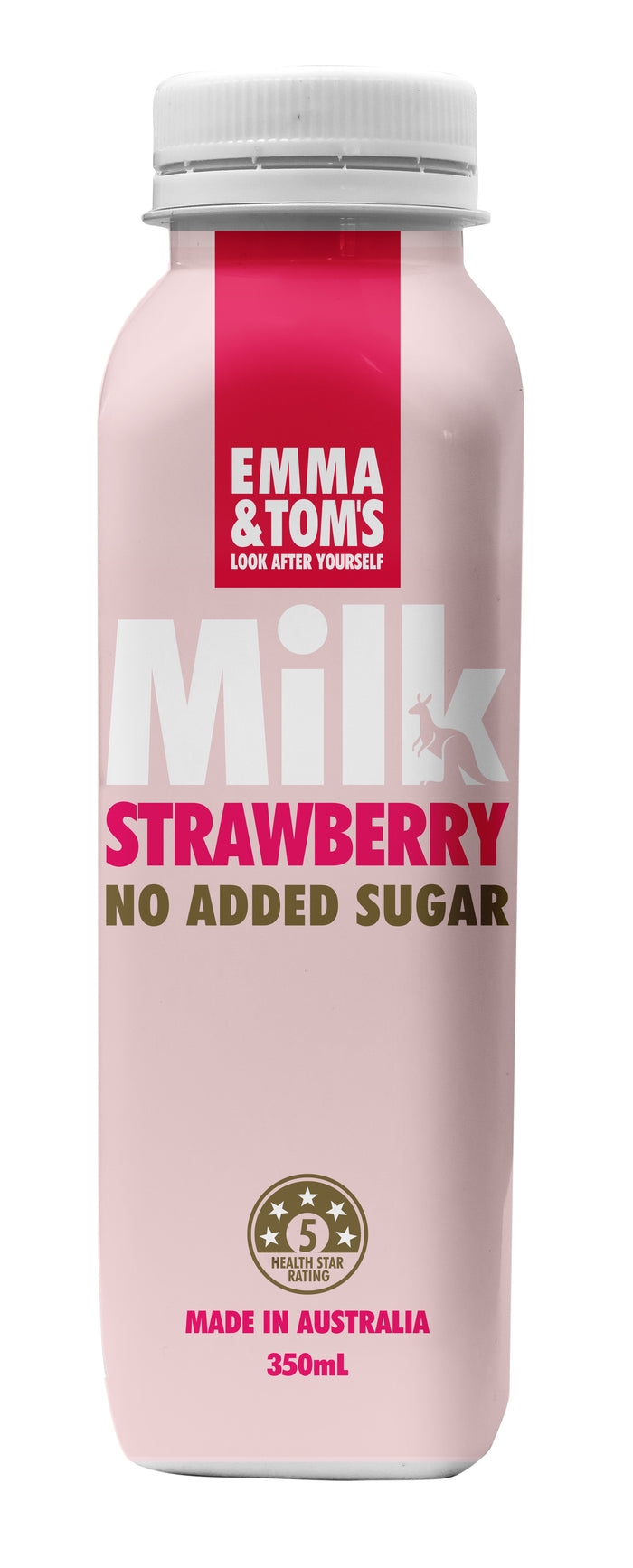 Strawberry Milk PET (Case of 10)