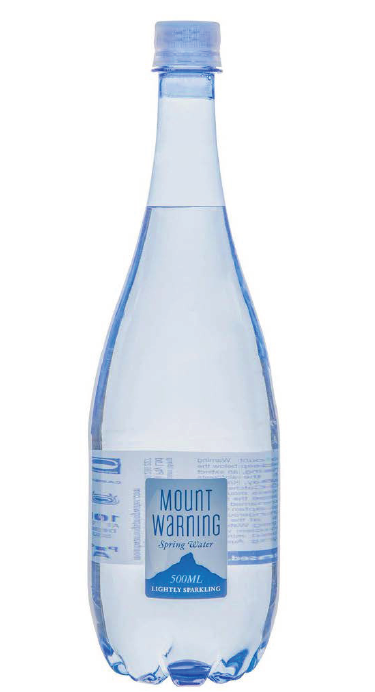 Mount Warning Sparkling Water (Case of 24)