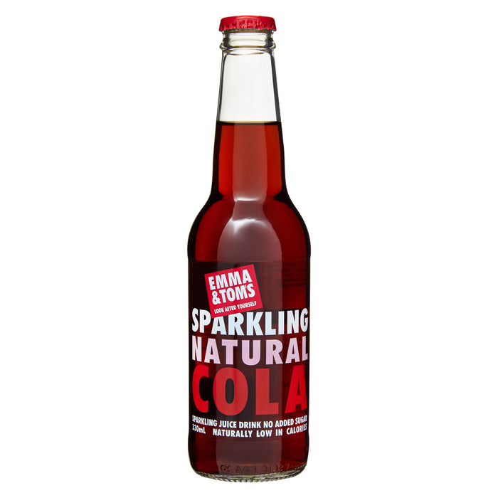 Sparkling Natural Cola (Case of 12)