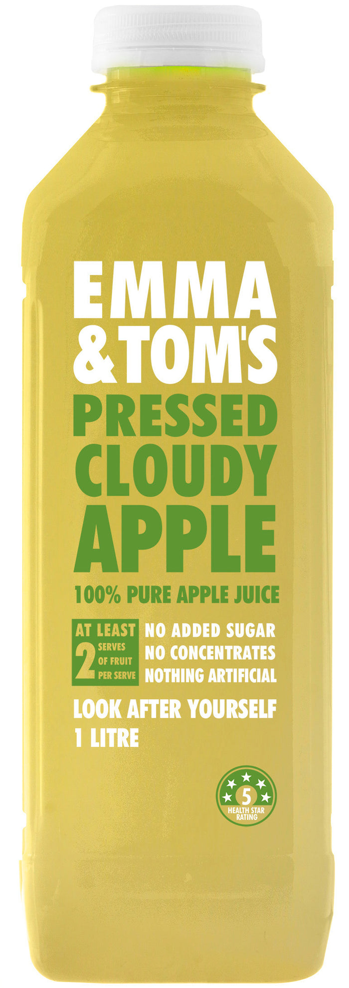 Cloudy Apple 1L (Case of 6)