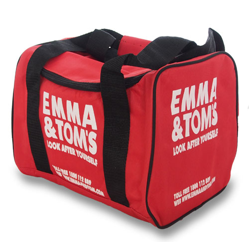Emma & Tom's Cooler Bag